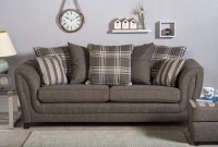 Dark Grey Sofa Furniture Photography