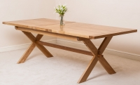 Oak Dining Table Furniture Photography