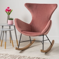 Rocking Chair Lifestyle Furniture Photography