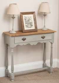 Shabby Chic Console Table Furniture Photography