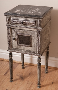 Shabby Chic Side Table Furniture Photography