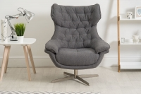 Swivel Chair Lifestyle Furniture Photography