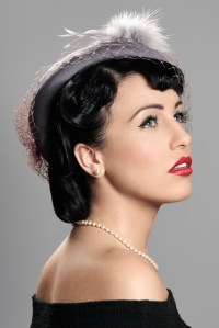 Vintage Studio Headshot Photography