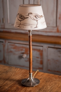 Bird Lamp Product Photography