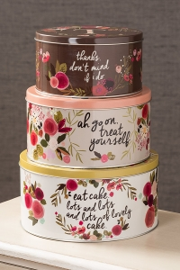 Cake Tins Product Photography