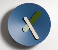 Contemporary Wall Clock Product Photography