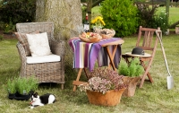 Garden Lifestyle Product Photography