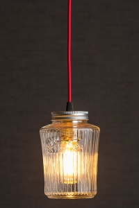 Hanging Jar Light Product Photography