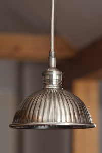 Metal Hanging Light Product Photography