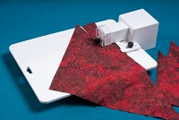 Fabric Cutter Product Photography