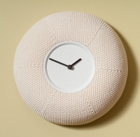 Fabric Wall Clock Product Photography